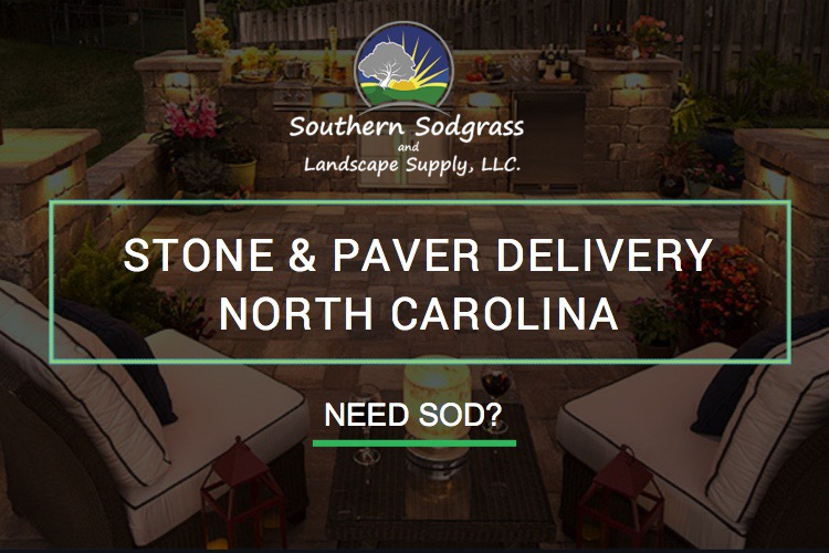 stone and paver delivery North Carolina